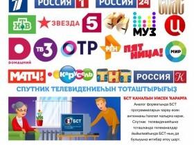 ПАМЯТКА для получения государственной поддержки Правительства Республики Башкортостан по установке спутникового телевизионного оборудования в домохозяйствах, находящихся вне зоны покрытия цифрового эфирного телевизионного вещания